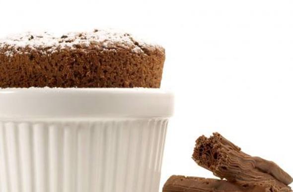soufle-chocolate